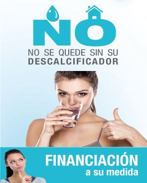 financiación descalcificador